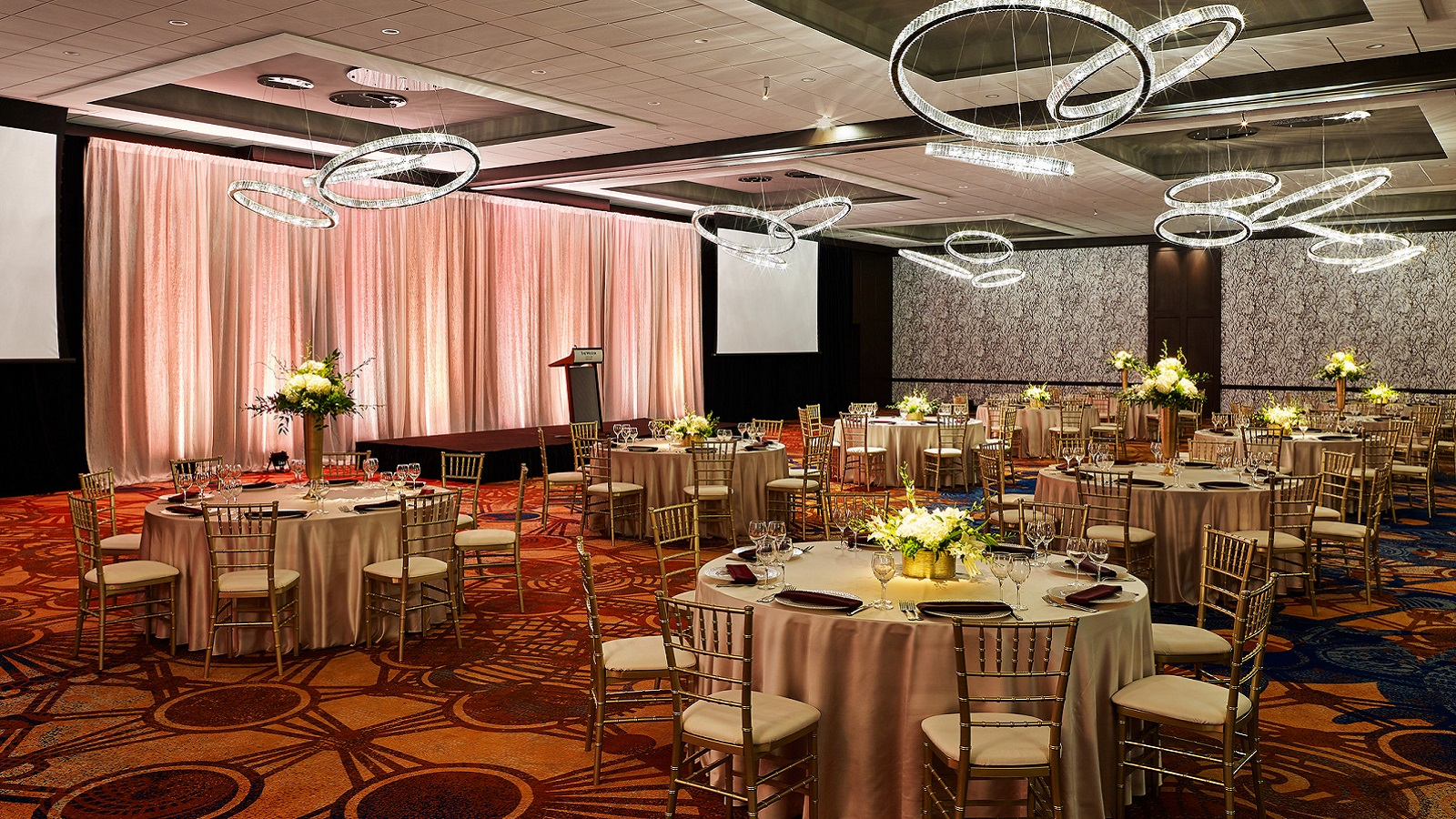 Cleveland wedding venues the westin cleveland downtown cleveland wedding venues ballroom junglespirit Image collections