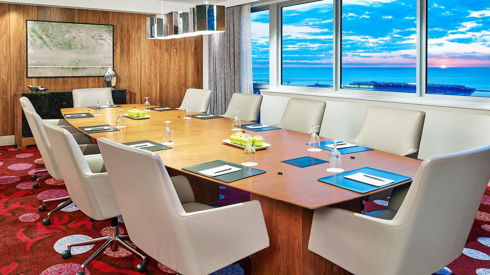 Cleveland Meeting - Executive Boardroom
