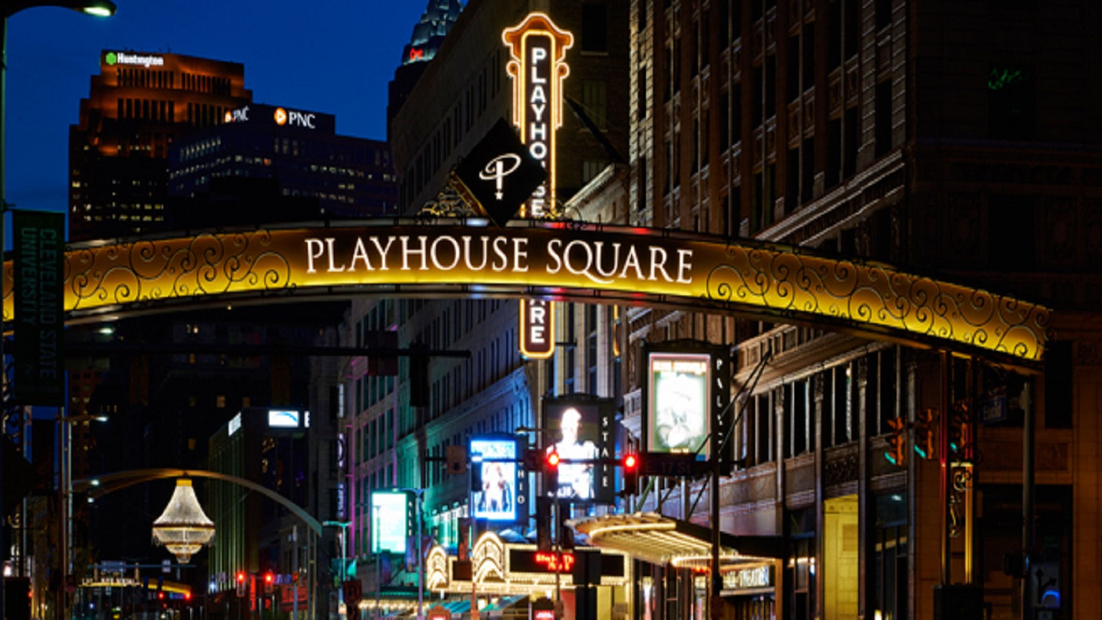 Things to do in Cleveland - Playhouse Square