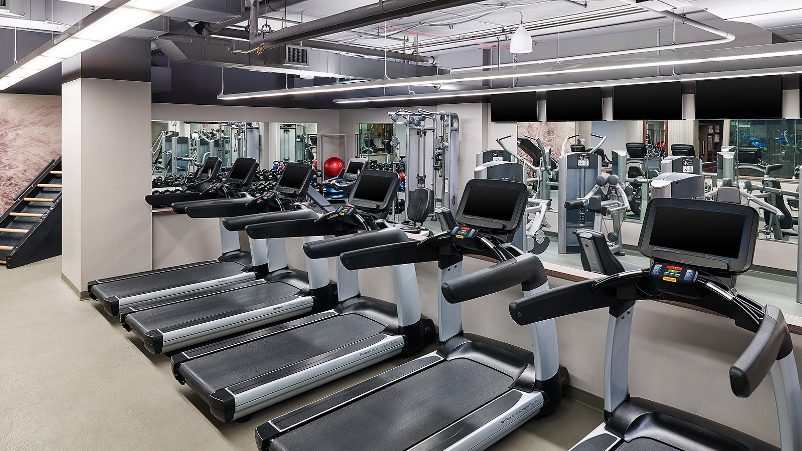 WestinWORKOUT® at The Westin Cleveland Downtown