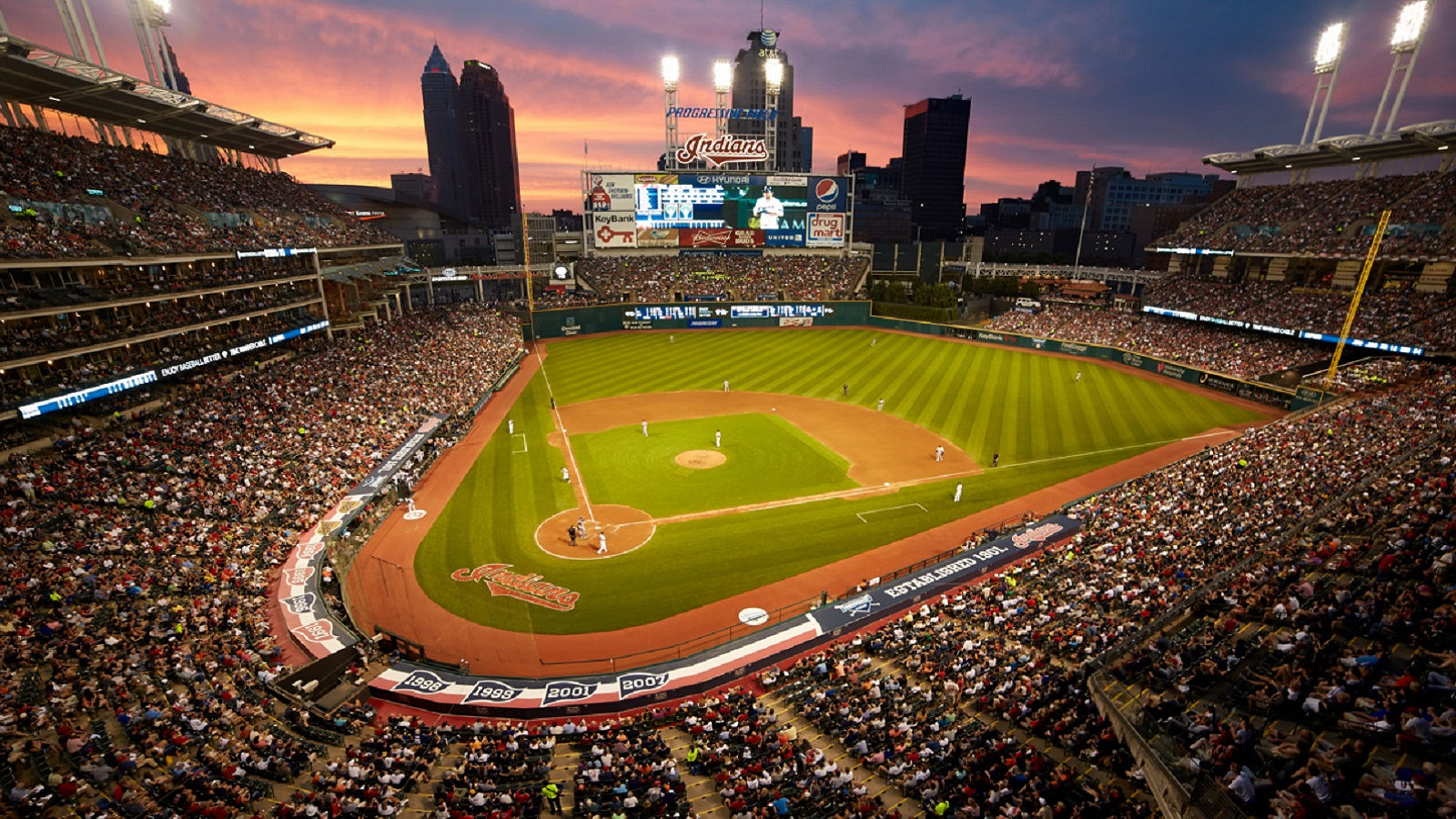 Things to do in Cleveland - Progressive Field