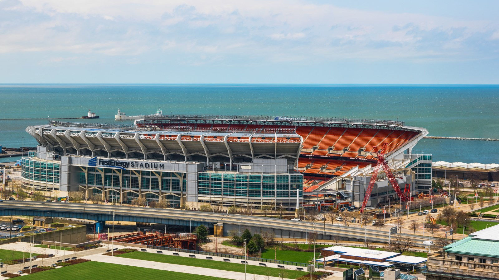 Things to do in Cleveland - FirstEnergy Stadium