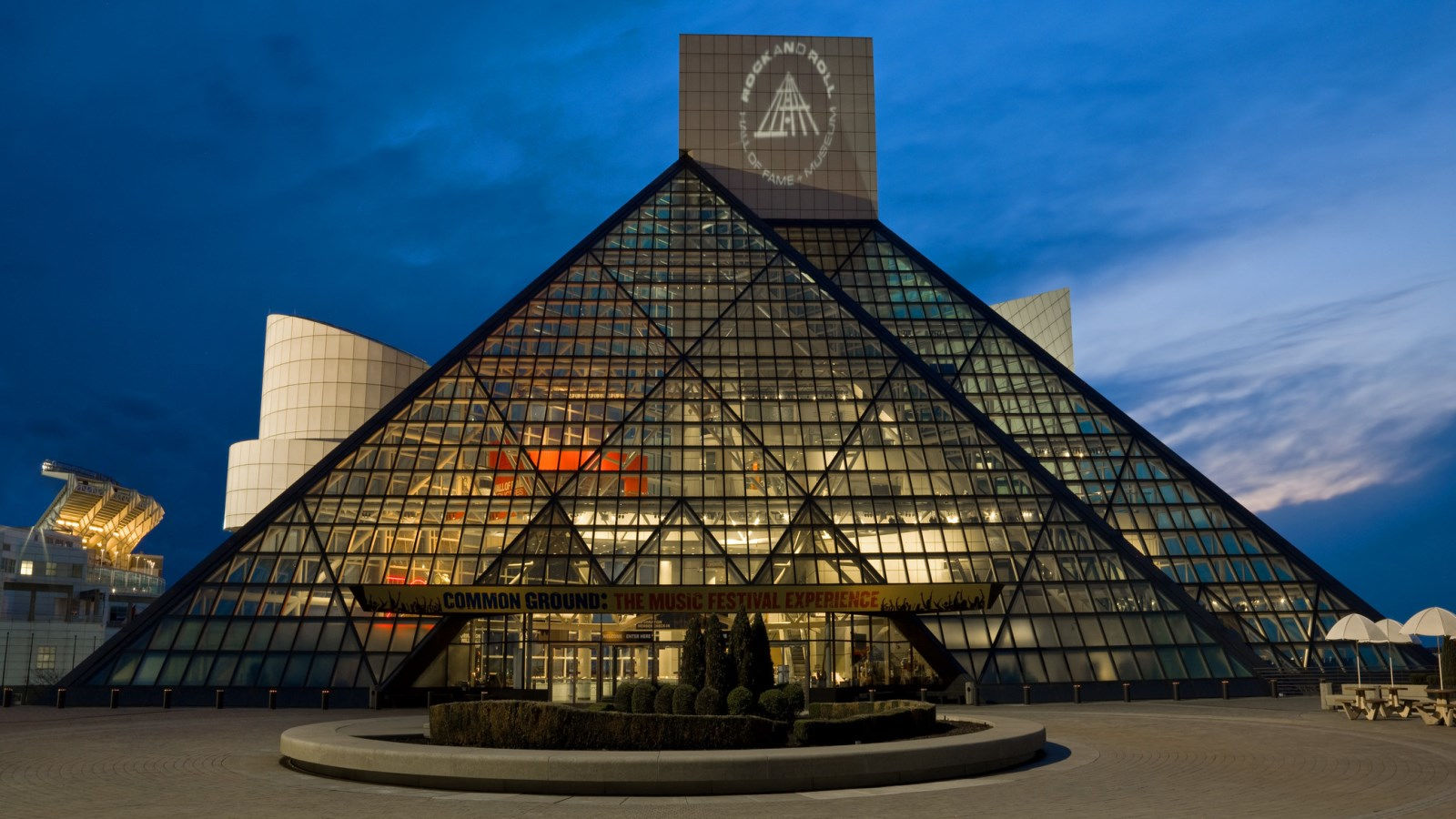 Things to do in Cleveland - Rock and Roll Hall of Fame